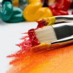 Rustic & Modern Handmade Wall Paintings Ideas