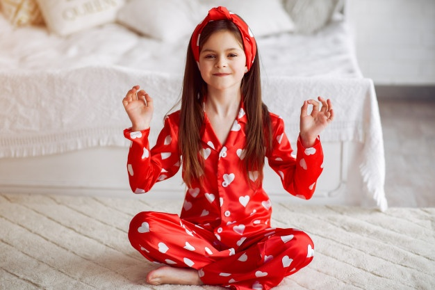 Reasons Why You Bring Valentine's Day Pajamas for Your Toddler